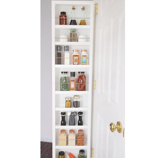Cabidor Behind-the-Door Storage Cabinet
